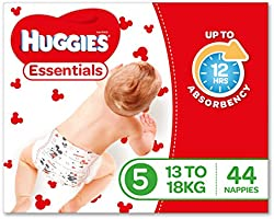 Save on Huggies Essentials Nappies