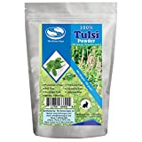 100 Grams Tulsi Powder - 100% Pure & Natural Herbs, Multi-Purpose Use, Food Spices, hair conditioning, herbal supplements & skin care.