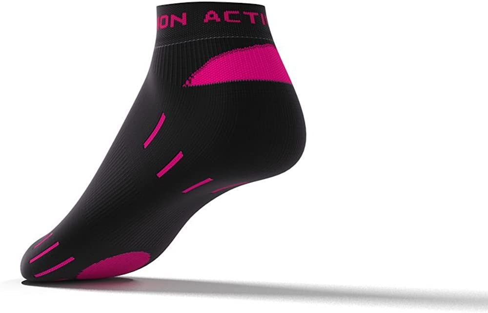 Active Compression – Calcetines unidad Zapatillas Running para Durabilidad, deportistas Camino, triathleten y muchos más... de Negro/neonpink Sport Medias de compresión de compresión Medias Calcetines Calcetines: Amazon.es: Ropa y accesorios