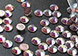 Swarovski Flatback Elements Crystal 2038 Hotfix Rhinestone SS20 001 AB Crystal Aurore Boreale 72 pcs 5mm