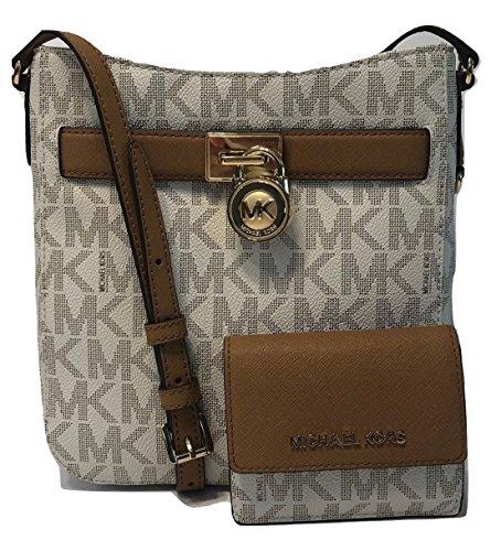 98686f03293c Home / HANDBAGS. $ 278.00. Bundle of 2 items: MICHAEL Michael Kors Hamilton  Traveler Crossbody ...
