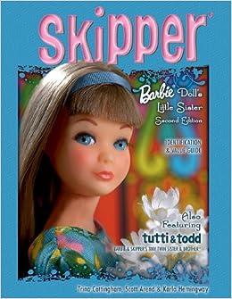 skipper barbie doll s little sister identification value guide
