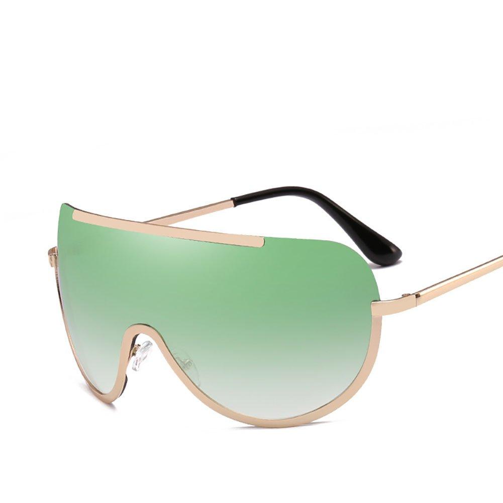 Women Sunglasses, NACOLA Adult UV400 One Piece Metal Frame ...
