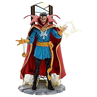 DIAMOND SELECT TOYS Marvel Select Dr. Strange Exclusive Action Figure: Toys & Games