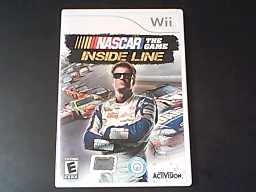 Activision Blizzard Nascar Inside Line Wii