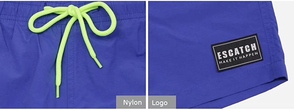 JJLIKER Men Casual Shorts Summer Fashion Breathable Loose Lightweight Running Athletic Drawstring Shorts with Pockets