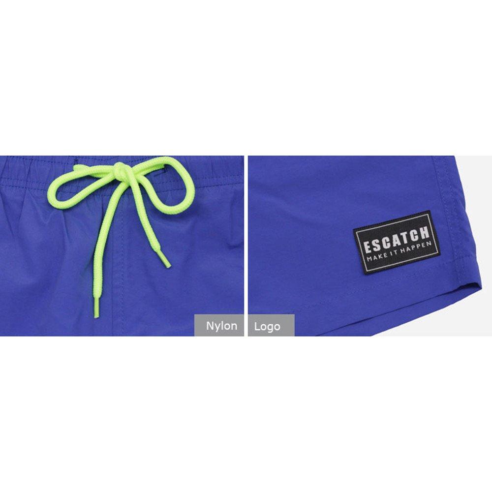 Huaa Mens Beach Shorts Swimwear Running Surfing Sports Plus Size Trunks Board Pants