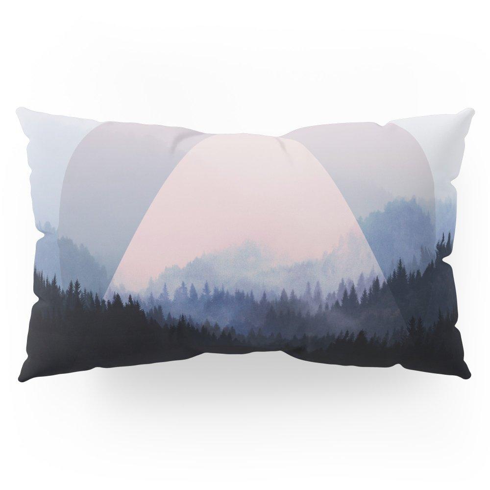 Society6 Woods 5X Pillow Sham King (20'' x 36'') Set of 2