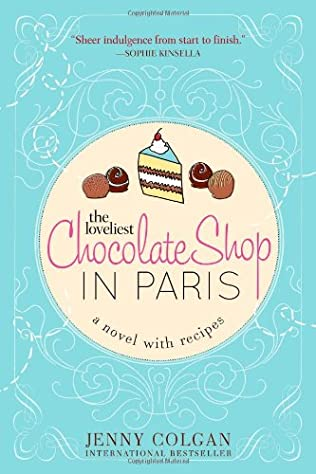 book cover of The Loveliest Chocolate Shop in Paris