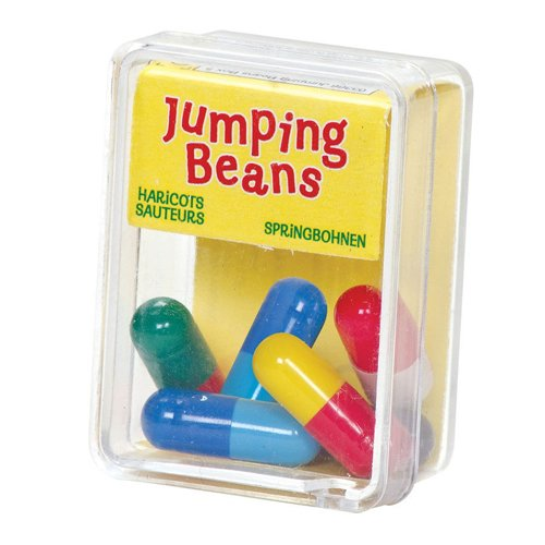 Jumping Beans Box Of 5 from Tobar