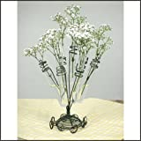 Glass Test Tube Flower Holder from Colonial Tin Works