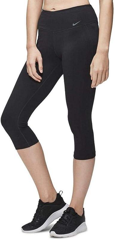 NIKE Legend 2.0 TI DFC Capri - Pantalón Pirata para Mujer: Amazon.es: Zapatos y complementos