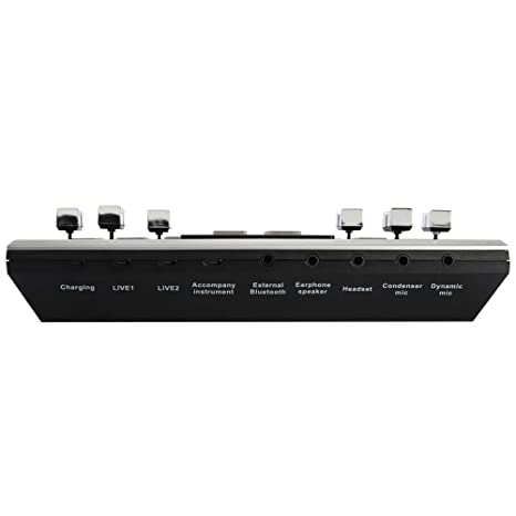 Micrófono de estudio Mezclador de audio Calidad excelente ...