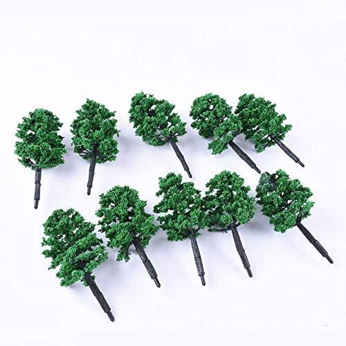 Bricolaje mesa de arena jardín paisaje árbol terminado modelo ...