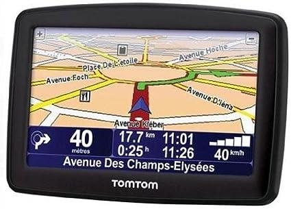 TomTom XL Black Edition 2009 Europe Traffic - Sistema de navegación GPS con TMC (pantalla de 10,9 cm (4,3 pulgadas), con mapas de Europa)