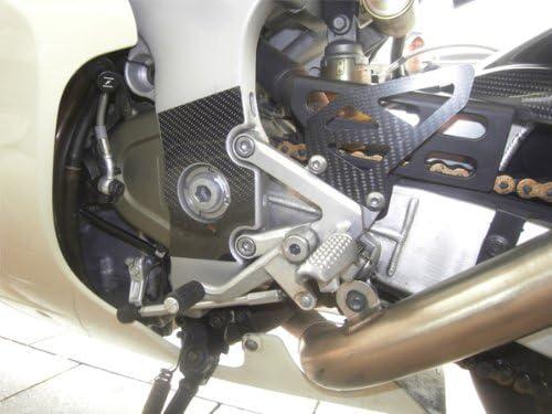 jollify carbone Carbone Cadre Prot/ège Cover pour Honda VTR 1000/SP2/SC45//SP 2/2002/de jcc329