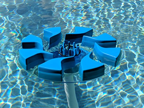 Skimmermotion The Automatic Pool Cleaner Skimmer