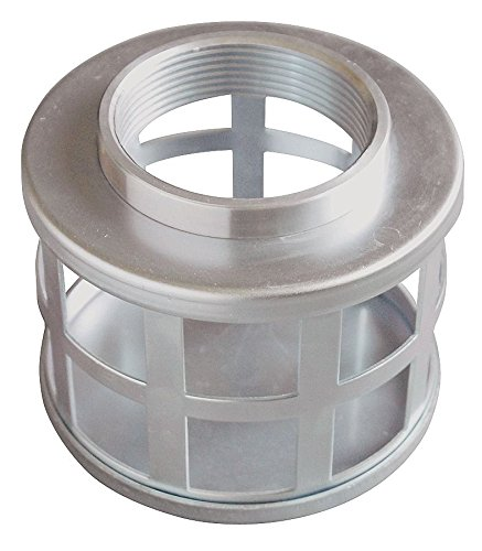Dayton 1P931 SuctionStrainer, 6 Dia, 3 NPT, Side Sq Perf by Dayton