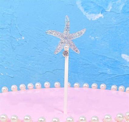 Yoil Decoraciones Accesorios Para Fiesta Estrella De Mar Brillante