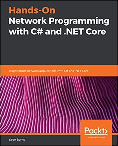 Amazon. Com: tcp/ip sockets in c#: practical guide for programmers.