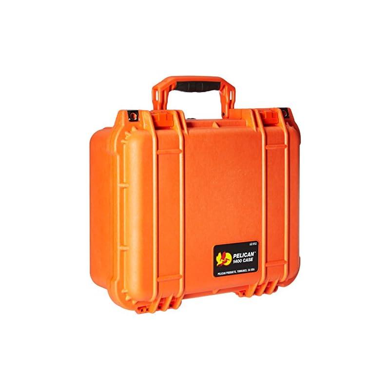 Pelican 1400 Camera Case With Foam (Oran