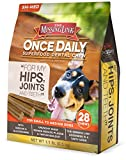 The Missing Link – Once Daily All Natural Omega Dental Chew – Hips, Joints & Teeth – SMALL/MED Dog – 28 day supply