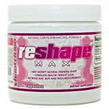 VH Nutrition | ReshapeMAX | Butt Enlargement Pills for Women | Butt Enhancer | Butt Enhancement |1 Month Supply | 120 Capsule
