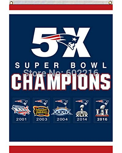 5x-super-bowl-champions-indoor-outdoor-flag-new-england-patriots-3ft-x-5ft