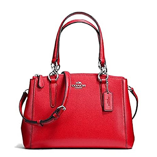 Coach Red Handbag - 2