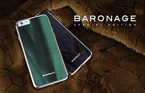 BUSHBUCK IP6BESGN Baronage Special Edition Leder Schutzhülle für Apple iPhone 6/6s