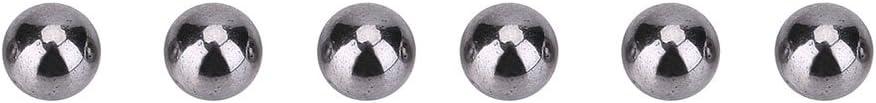 600 Unids 4.5mm Bola De Acero Caza Catapulta Slingshot Teniendo MunicióN Juego para Adultos
