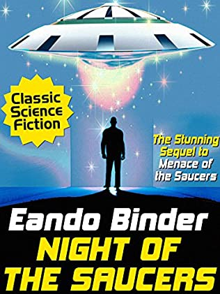 book cover of Night of the Saucers