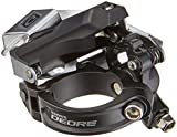 Image of (PK) 2013 Shimano Deore Front Triple Derailleur Silver Dual Pull