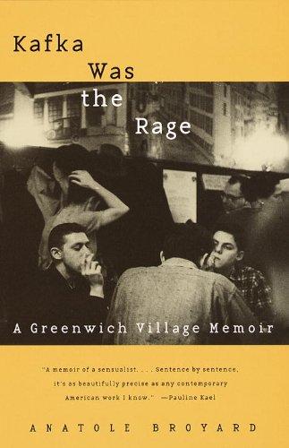 Image of Kafka Was the Rage: A Greenwich Village Memoir