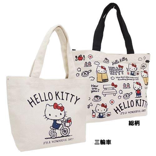 K Company Sanrio Hello Kitty Mini Bolso de mano de Kitty estampados de todo