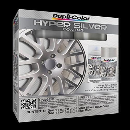 VHT HSK100 Hyper Silver Wheel Kit (Silver Hyper Wheel)