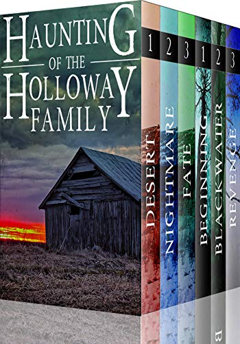 The Haunting of the Holloway Family  A Riveting Paranormal Mystery Boxset  by  Hunt 28c3120ff