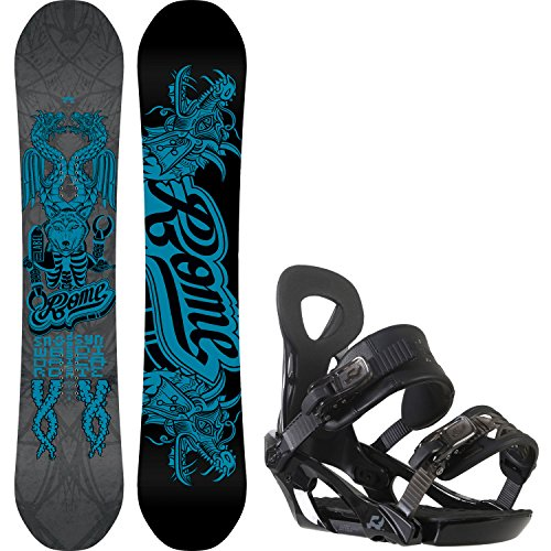 Youth Snowboard Packages - 5