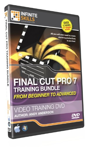 Final Cut Pro 7 Training Video. Beginner to Advanced by Infiniteskills