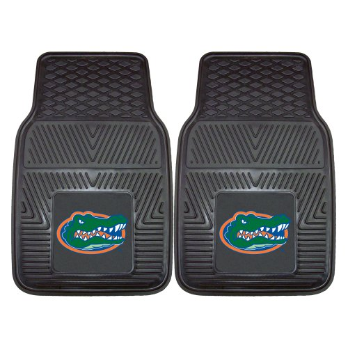 (FANMATS NCAA University of Florida Gators Vinyl Heavy Duty Car Mat)