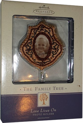 Hallmark the Family Tree-love Lives on Photo Holder ()