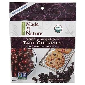 Made In Nature Cherries Tart Org