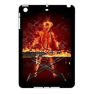 Ipad Mini Skeleton Phone Back Case Custom Art Print Design Hard Shell Protection HG033296