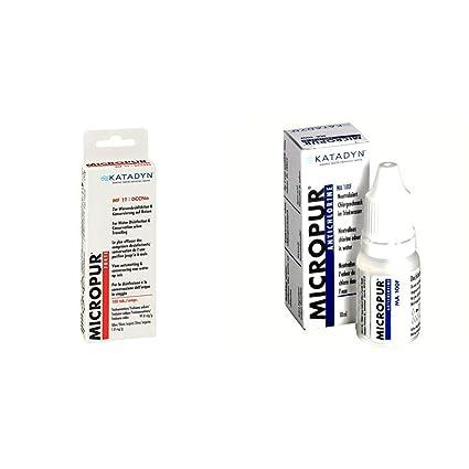 Micropur Forte MF 1T 100 Tabletten Wasseraufbereitung Katadyn