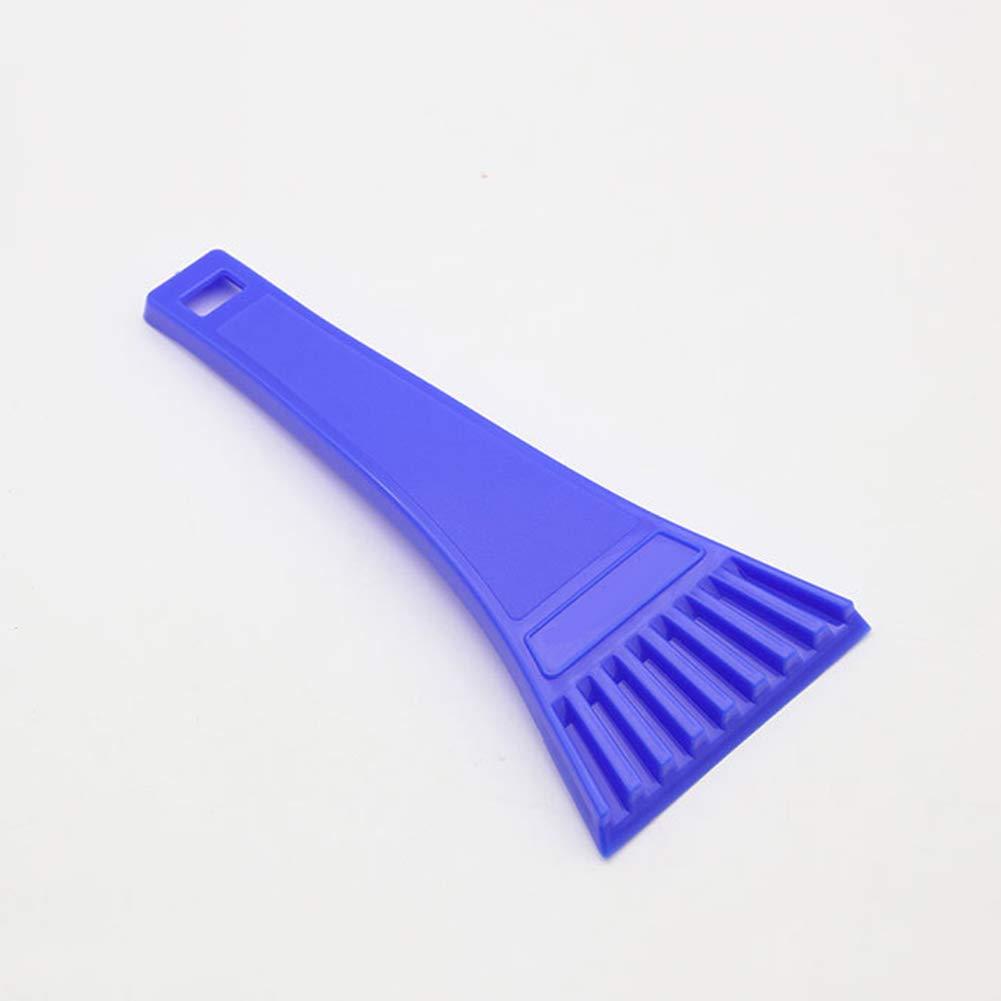 kaakaeu in plastica Raschietto per Rimuovere Il Ghiaccio e Il Ghiaccio con Design Semplice