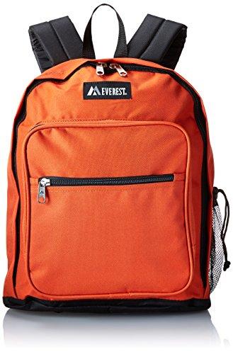 UPC 742065008101, Everest Standard Backpack, Rustic Orange, One Size