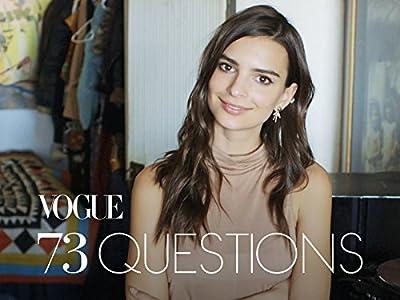 73 Questions with Emily Ratajkowski