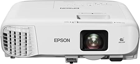 Epson EB-990U Video - Proyector (3800 lúmenes ANSI, 3LCD, WUXGA (1920x1200), 15000:1, 16:10, 762 - 7620 mm (30 - 300