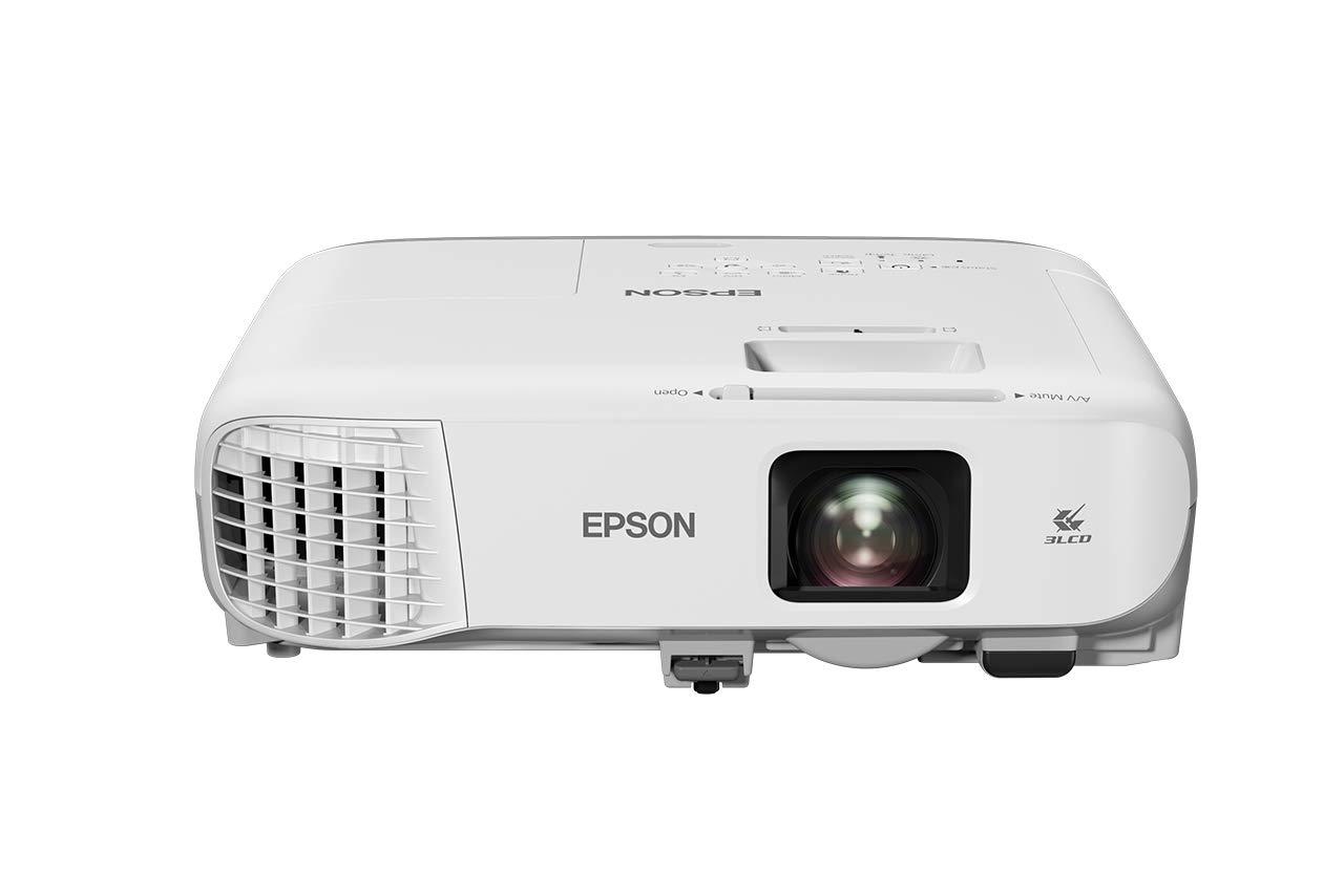 Epson EB-990U Video - Proyector (3800 lúmenes ANSI, 3LCD, WUXGA ...