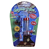 Geyser Tube with Caps